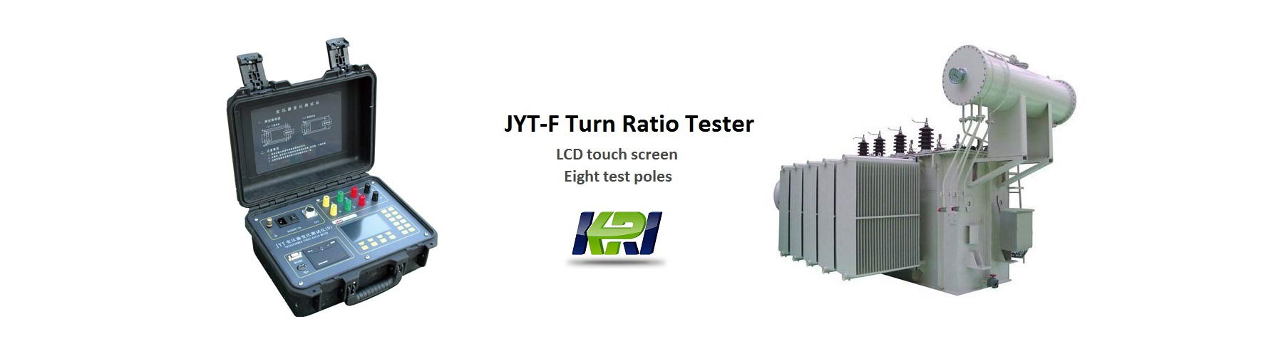 JYT-F turn ratio tester