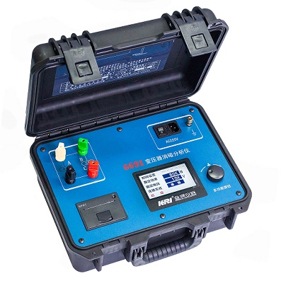 6691 Transformer Demagnetization Analyzer