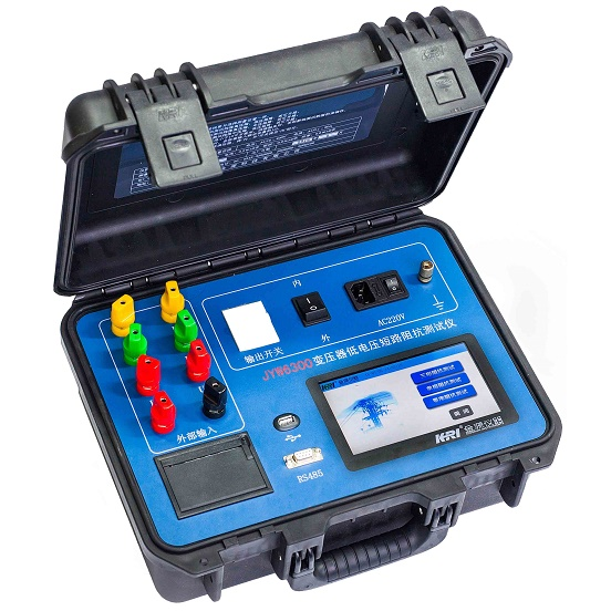 JYW6300 Transformer Short Circuit Impedance Tester