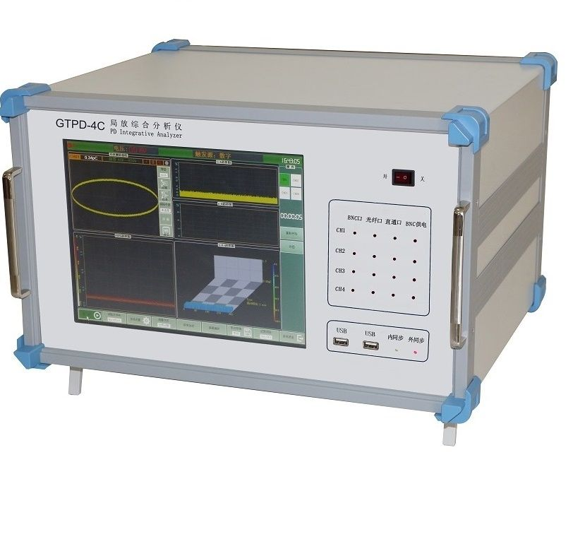 GTPD-4C Partial Discharge comprehensive tester