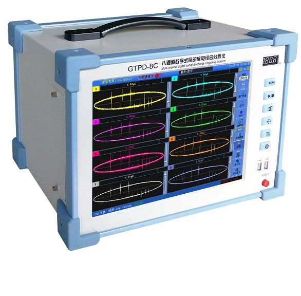 GTPD-8C partial discharge analyzer