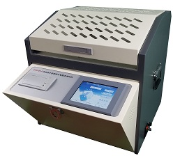 automatic oil tan delta tester and volume resistance tester