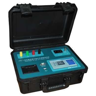 JYK On-Load Tap Changer Parameters Tester