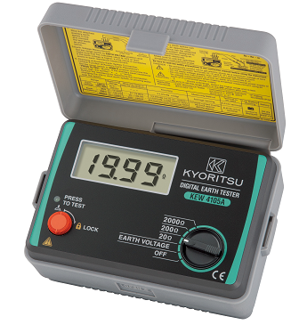 KEW 4105A earth tester
