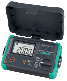 KEW 4105DL earth tester
