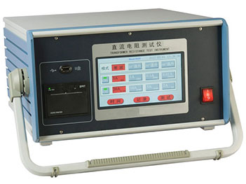 JYR-20W Temperature rising winding resistance tester